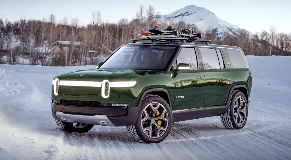 Rivian plans smaller electric vehicles for China and Europe   Global Fleet