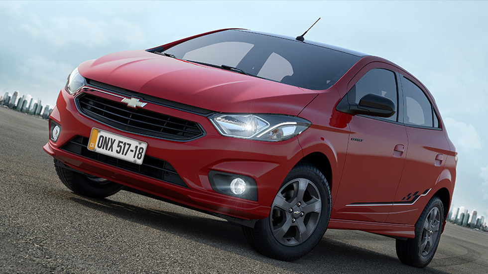 Chevrolet Maintains Pole Position In Latin America Global Fleet