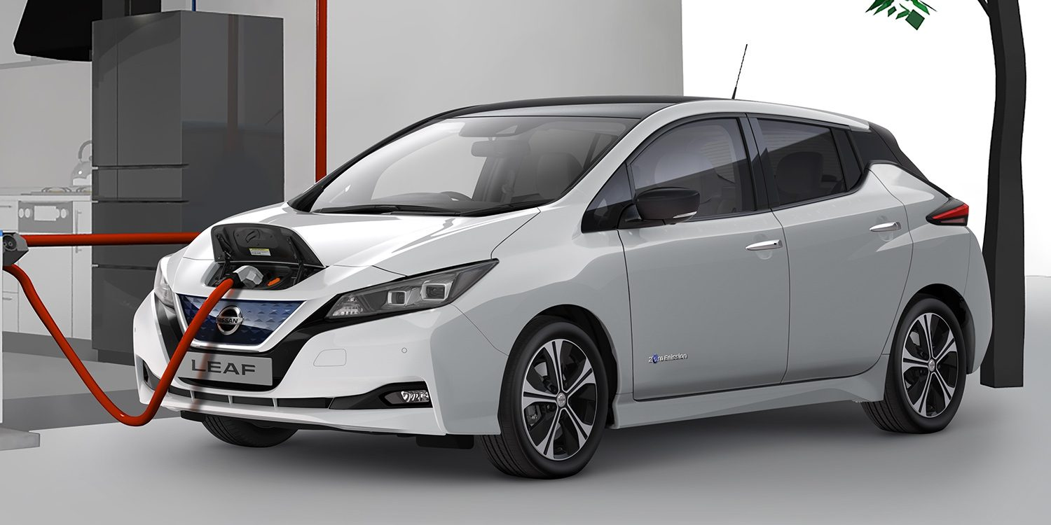 Listen Here Comes An Electric Car
