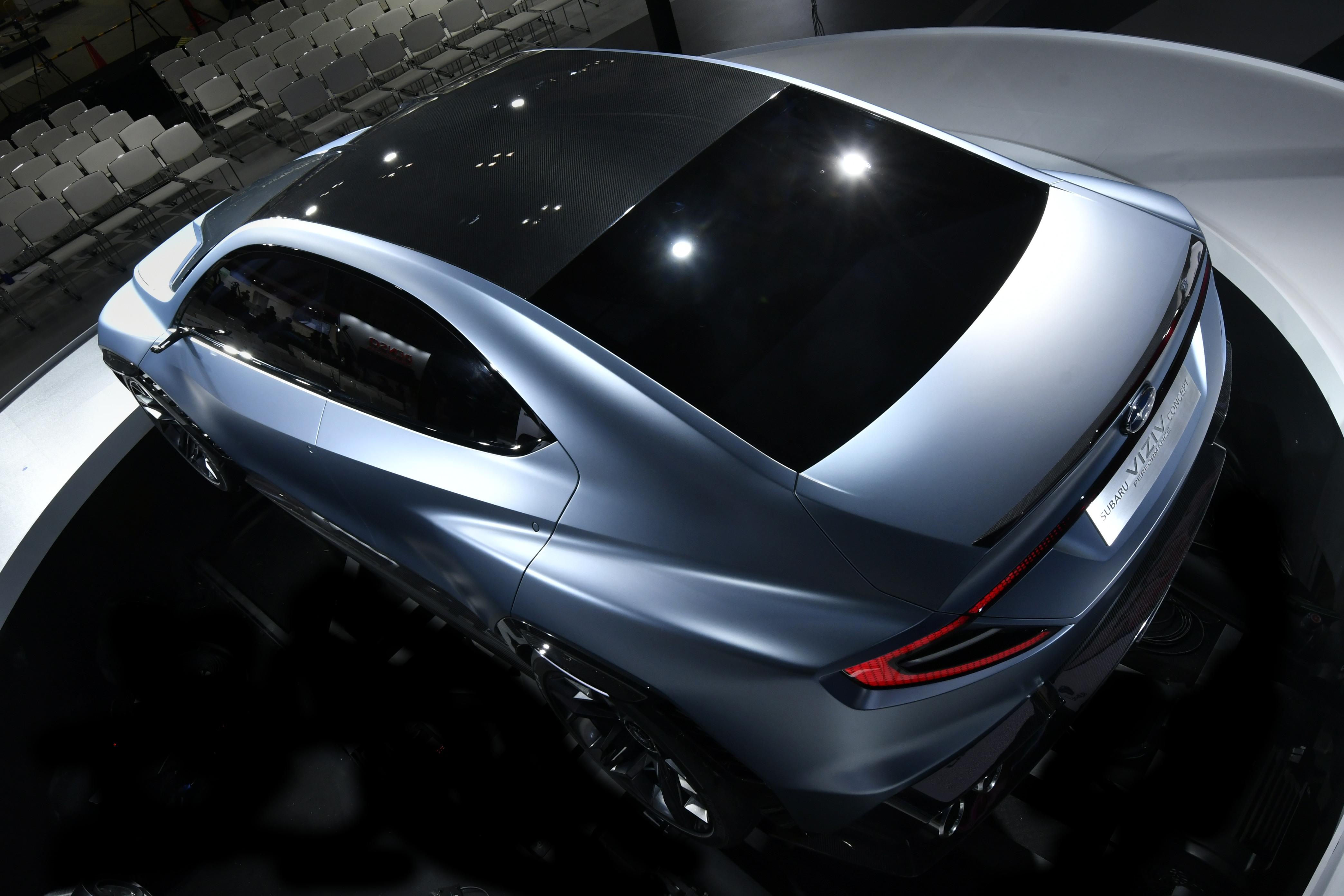 Tokyo Motor Show 2017 Performance At Subaru Global Fleet