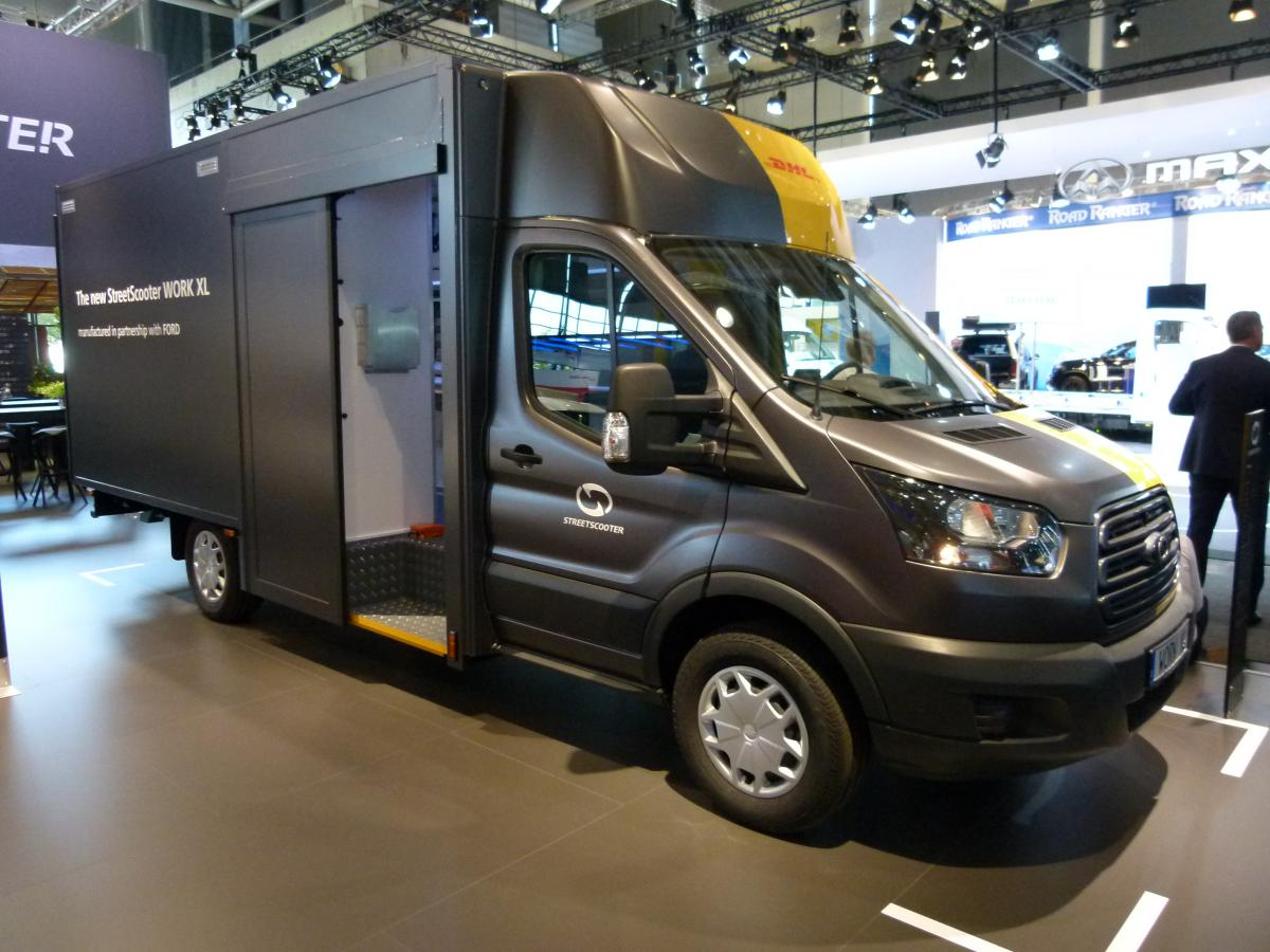 IAA Hanover 2019: electric is entering the LCV mainstream | Global Fleet