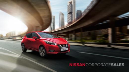Nissan Automotive Europe | Global Fleet