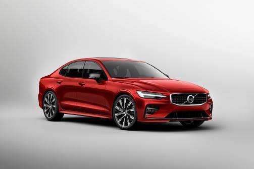 Volvo Car Corporation Global Fleet