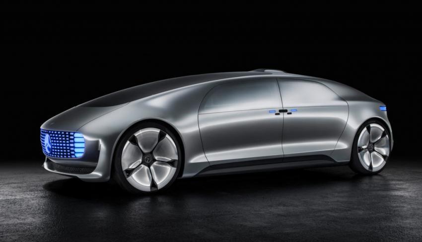 Mercedes Plans Electric Car Brand