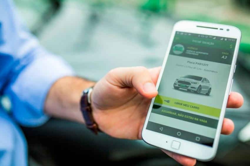 Localiza kicks off mobile app car rental service | Global Fleet