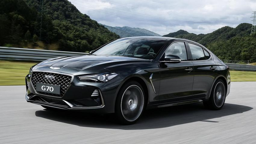 Despite Only Offering Two Models For In The United States South Korea S Genesis Tops List Of Most Reliable High Performance Car Brands