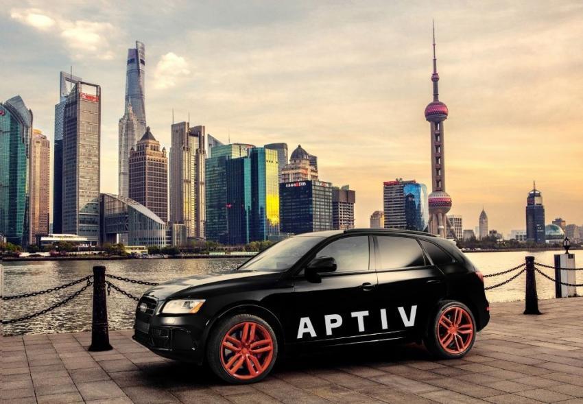 Aptiv tests AV tech in China | Global Fleet