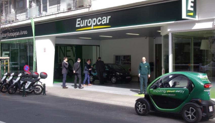 Europcar Brings Ev Fleet To Chile Global Fleet
