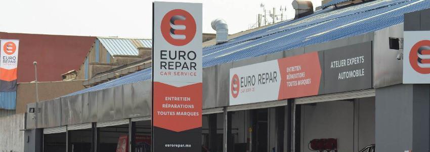 Euro Repar Car Service Set Up Shop In Morocco Global Fleet