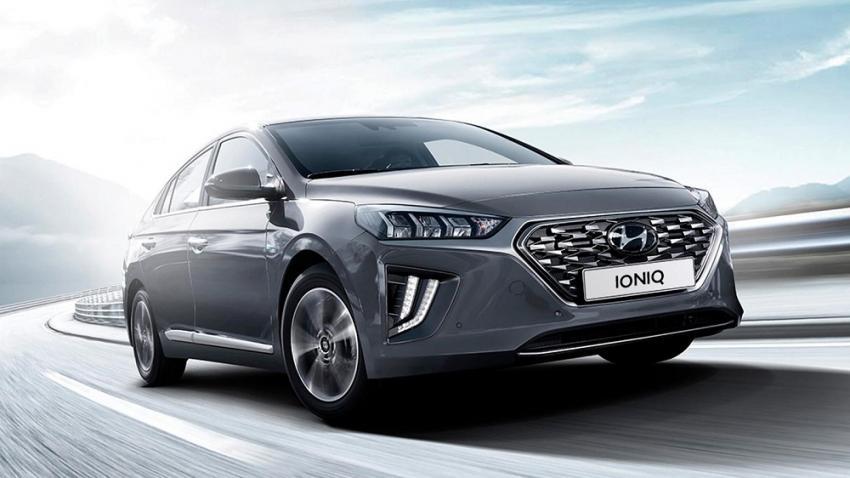 Hyundai Derniers Modèles >> 2020 Hyundai Ioniq Hybrid Arrives In Mexico Global Fleet