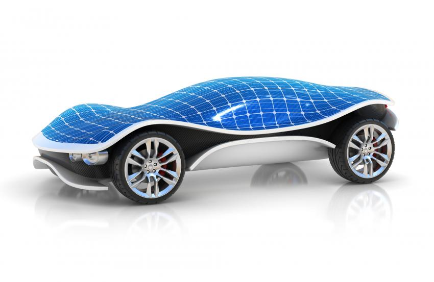 first solar powered lease car on the roads by 2020 global fleet