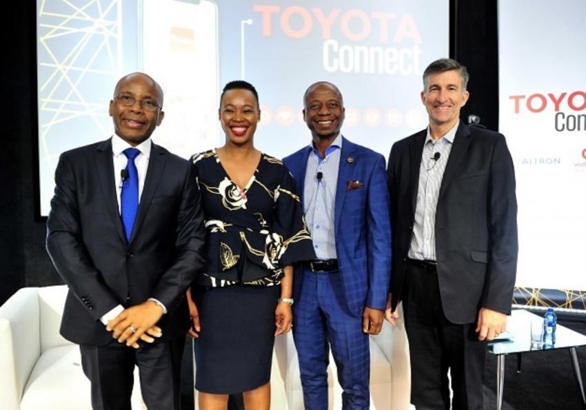 Toyota South Africa Motors - image courtesy of Motorpress