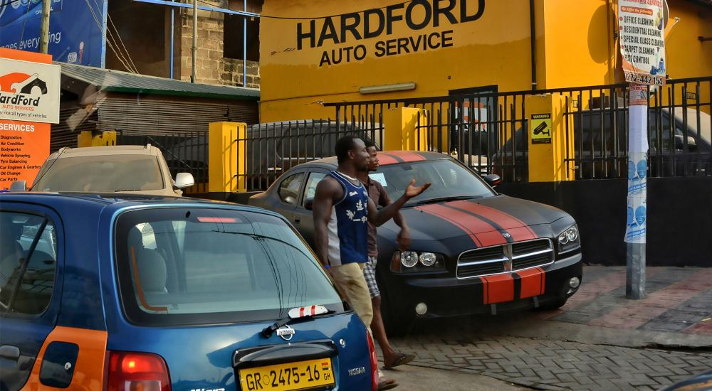 Ghana Bans Import Of Old Cars To Attract Carmakers Global Fleet