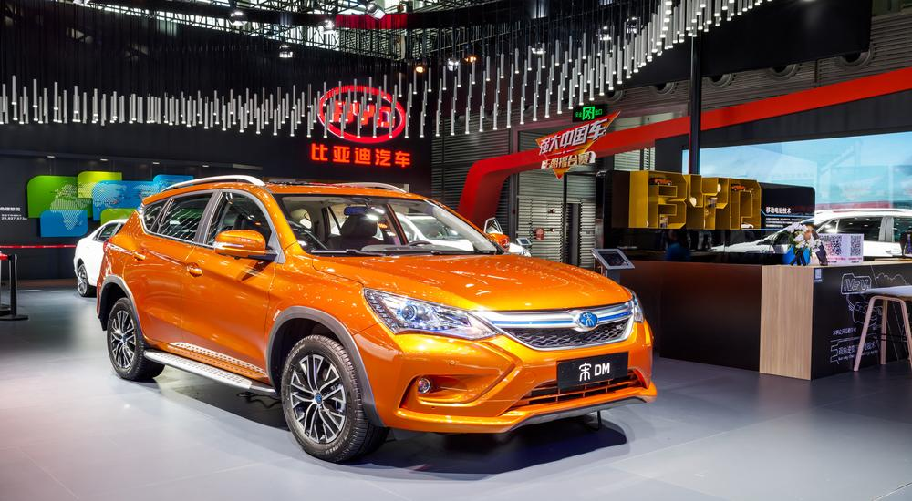Chinese Cars In Latin America