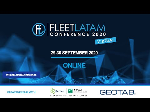 Embedded thumbnail for Join us at the 2020 Fleet LatAm Conference
